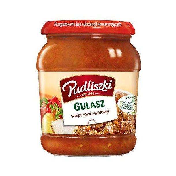 Suppe Gulasz Pudliszki, 500g