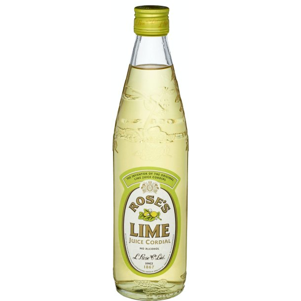 Roses Lime Cordial Mixer, 570ml