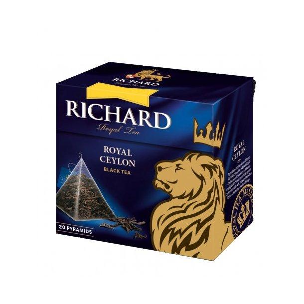 Richard te svart ''Royal Ceylon'', 36g