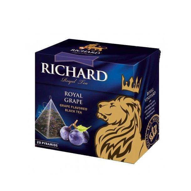 Richard te svart ''Royal Grape'', 36g
