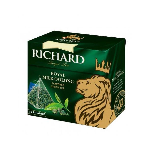 Richard te grønn ''Royal Milk Oolong'', 36g
