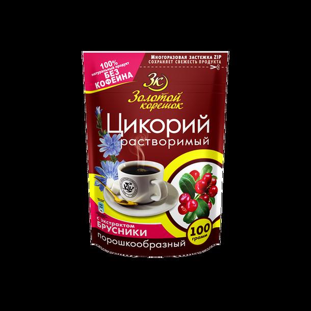 Instant Sikori med tyttebær ekstrakt, 100g