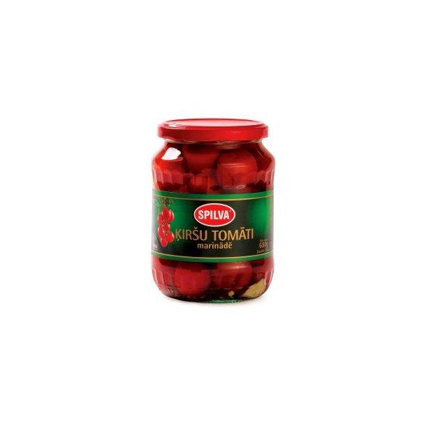 Tomater Cherry Marinert Spilva, 680g