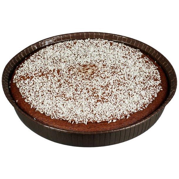Bakeverket Sjokoladekake, frossen 1100g