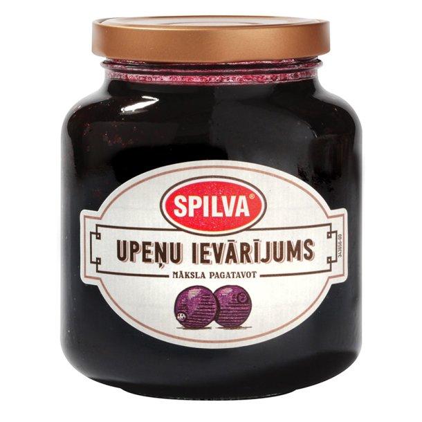 Solbærsyltetøy Spilva, 380g