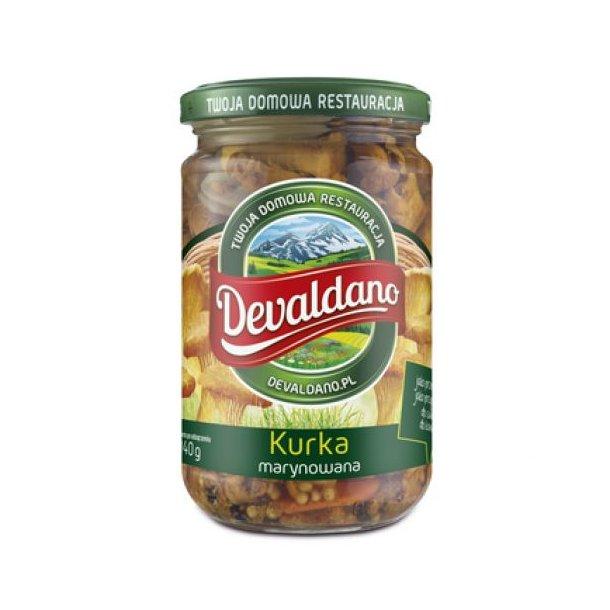 Sopp Kantarell Devaldano, 275g