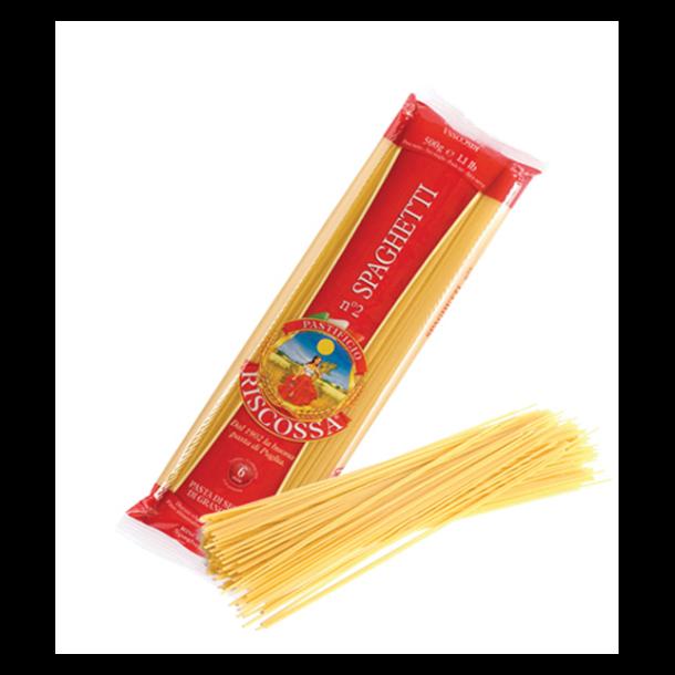 Spaghetti Riscossa, 500g