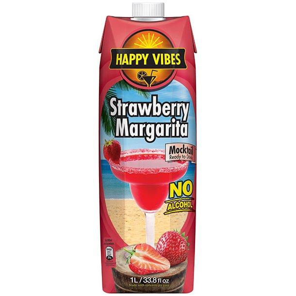 Strawberry Margarita Mocktail , 1l