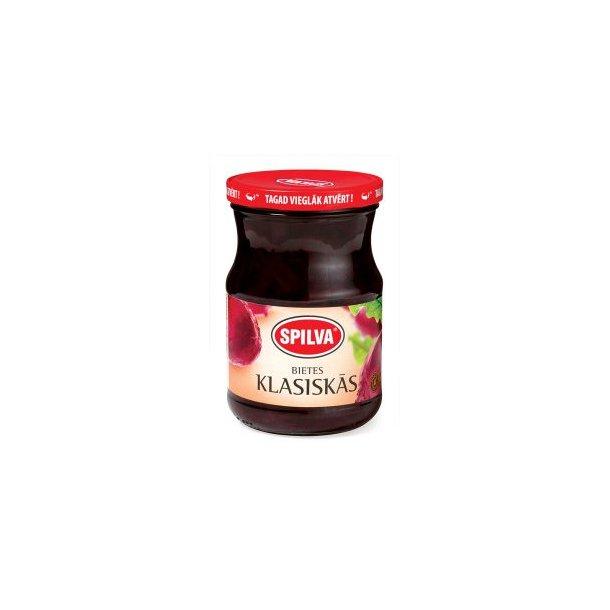 Syltede rødbeter Spilva, 580g