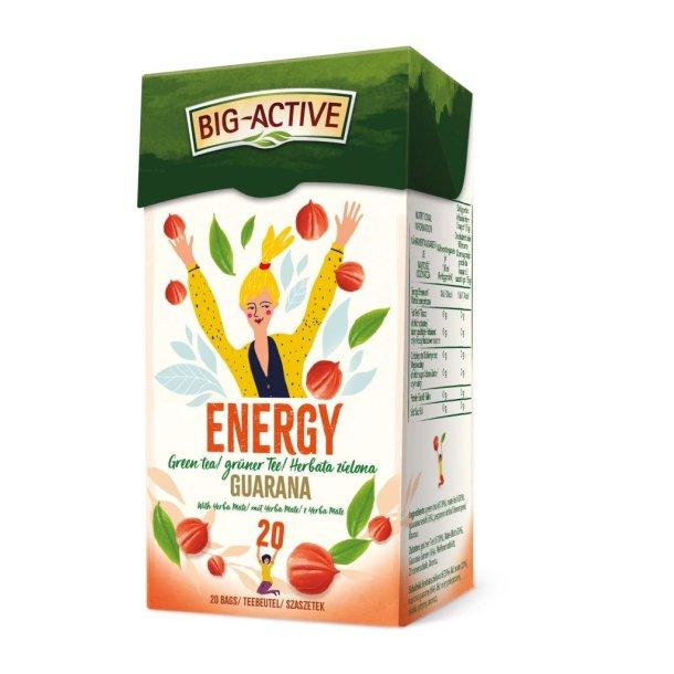 Te Big-Active Energy, 30g (20x1,5g)