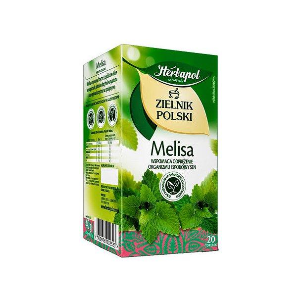 Te Melisa Herbapol, 40g (20x2g)