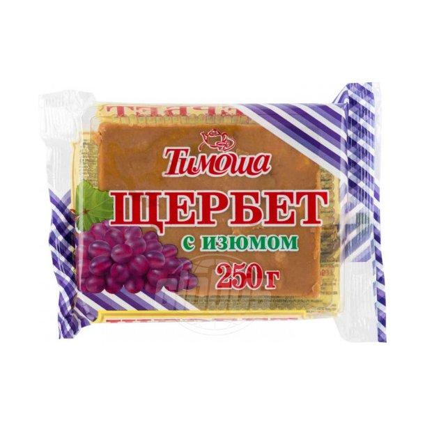 """Sorbet med rosiner """"Timosha"""", 250g"""
