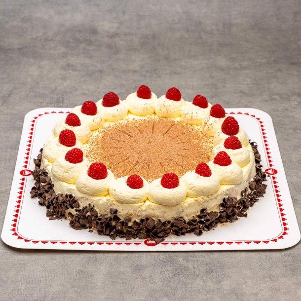 TIRAMISU kake, 16 personer