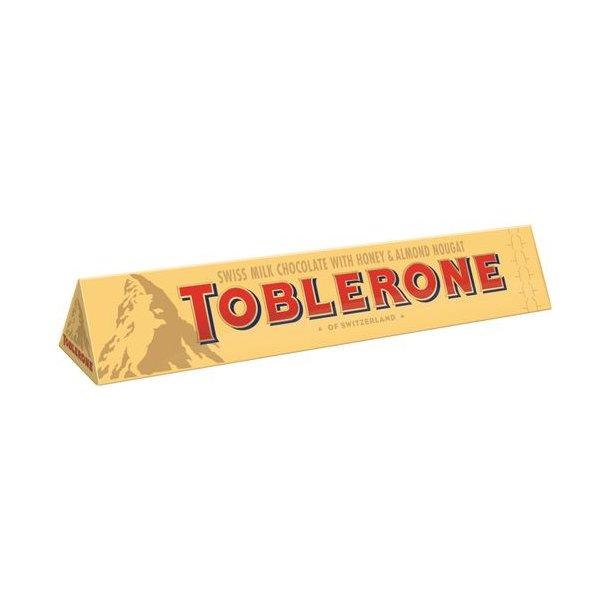 TOBLERONE Melkesjokolade, 360g
