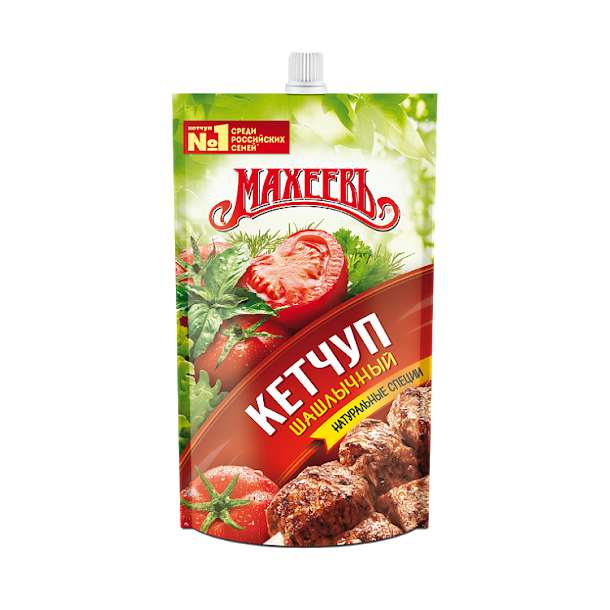 Tomatsaus Ketchup Maheev, 300g