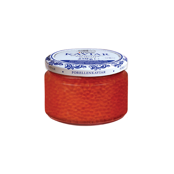 Trout Caviar Lemberg, 250g