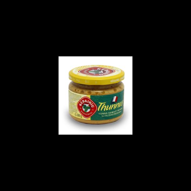Tunfiskpålegg med italienske krydder Kedainiu, 280g