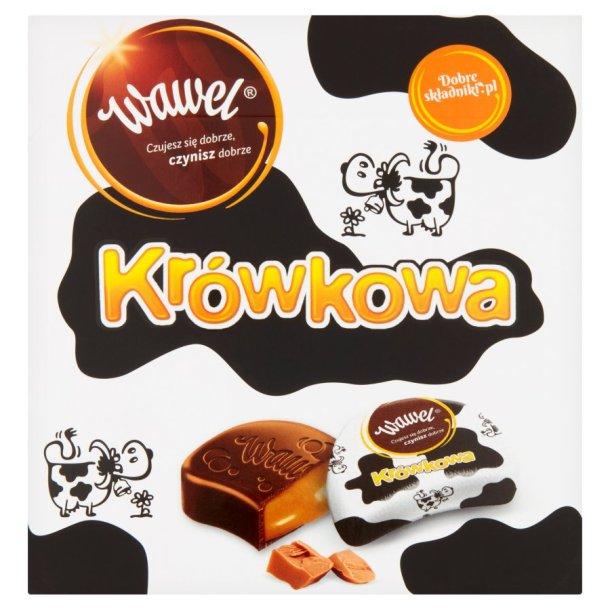 """Konfekter """"KROWKOWA"""" WAWEL, 430g"""